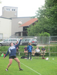 Faustball Damen 2.Bundesliga in Ottensheim